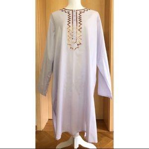 Victoria's Secret Nightgown Lavender XL G424